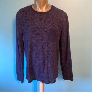 🛍3/$25 Men's H&M long sleeved top